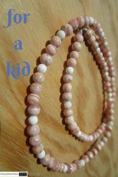 *fürsKind* RHODOCHROSIT MAGNESIT KETTE * Rhodochrosite Necklace for a kid * Necklaces, Bracelets, Kid, Ebay, Children, Jewelry, Bangles, Boys, Jewlery