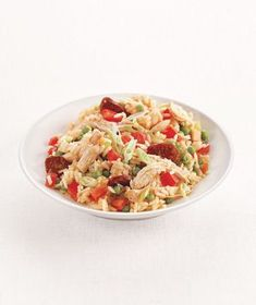 Spicy Rice and Turkey with Chorizo recipe for that left-over turkey