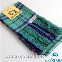 Clan Keith Wool Tartan Sash