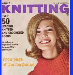 Vintage Crochet Pattern Vogue 1966 Crochet set by LoveCareHandmade