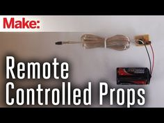 Controlling Halloween Effects With DIY Infrared Remote Controls: 12 Steps (with Pictures) michaelshalloween Halloween Garage, Michaels Halloween, Outdoor Halloween, Halloween Projects, Scary Halloween, Family Halloween, Halloween Stuff, Halloween Makeup, Halloween Costumes