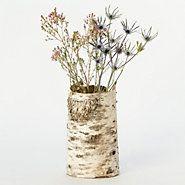 Birch Bark Cylinder