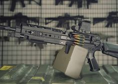 Krytac Trident LMG Enhanced At ASGI