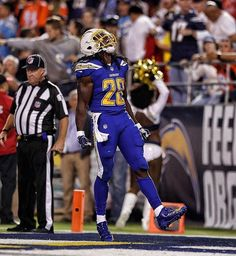 e30977cea Nice touchdown by my running back melvin gordon
