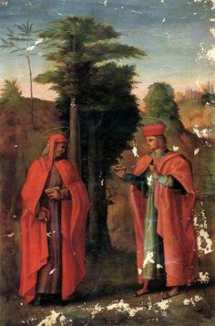 Medici Genealogy, ~1524, Bacchiacca, Florence
