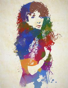 Stevie Nicks, Prints For Sale, Rock, Wall Art, Disney Princess, Disney Characters, Artwork, Art Work, Stone