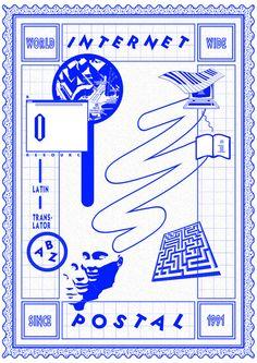Eye-Bye by Alyar Aynetchi Graphic Design Posters, Graphic Design Typography, Graphic Design Illustration, Graphic Design Inspiration, Graphic Art, Web Design, Layout Design, Design Art, Print Design