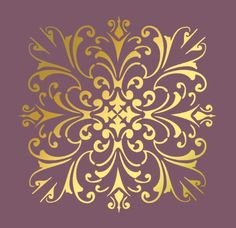 "Large Wall Damask Faux Mural Design #1020 Stencil Size 12"" X 12"", Pattern Size 11"" X 11"" Lightsforever,http://www.amazon.com/dp/B005UCWP1A/ref=cm_sw_r_pi_dp_exqktb01WGY0NJRZ"