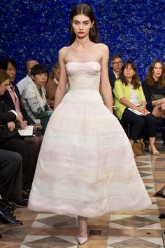 Christian Dior Fall 2012 Couture Collection Slideshow on Style.com. by Raf Simons