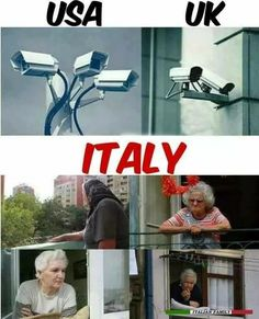 Old school. #italianmemes #italianhumor