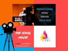 Top Promotional Video Production Services Companies in Delhi NCR Delhi Ncr, Video Production, Medium, Business, Videos, Movie Posters, House, Home, Film Poster