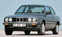 BMW E30 Serie 3 - La rigueur germanique des années 80.    Vous trouverez nos offres BMW sur: http://www.chacun-son-auto.com/annonce-bmw/