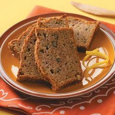 Best zucchini bread ever! It tastes like there is a sugar coating. :) I don't use nuts and sometimes don't use lemon.