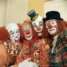 ... in the clowns!! on Pinterest