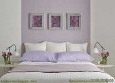 COLORES RELAJANTES PARA PINTAR EL DORMITORIO : Dormitorios: Fotos de dormitorios Imágenes de habitaciones y recámaras, Diseño y Decoración