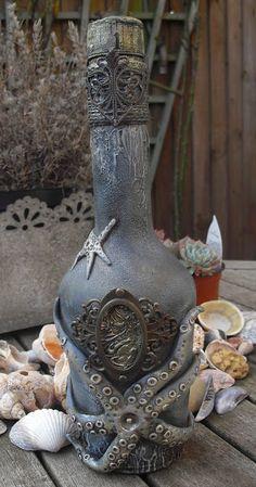 Neelz Expressionz: Altered bottle
