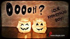Un test para disfrutar con los más peques en #halloween , adivina el monstruo que se esconde en las palabrassss..... muy, my divertido.... feliz finde de miedo!!!!!!