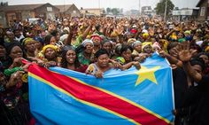 The Democratic Republic of the Congo's women hold key to lasting peace. #peace #womenlead #DRC