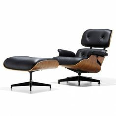 Eames® Lounge Chair With Ottoman | Select In-stock