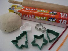 Salt Dough Christmas Decorations 2