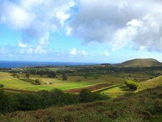 Apuntes y Viajes: Viaje a Isla de Pascua