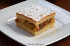 W kuchni Willa Maciejka: Szarlotka bakaliowa
