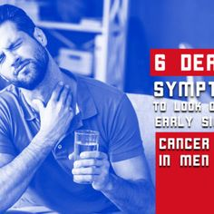 Men have been notorious for not visiting their doctors on a regular basis. There are various research results highlighting men delaying doctors' visits.   #Cancer #Health #Bravelily http://bravelily.com/blog-post/mens-cancer-early-symptoms/