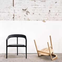 Bow Chair by Tom Fereday