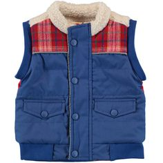 ESK 3 Way Reversible Jacket Loch Blue by Tootsa MacGinty - Junior Edition www.junioredition.com