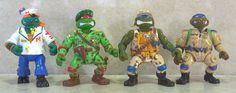 TMNT Army 1991
