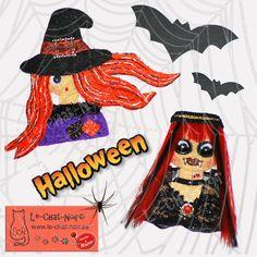 Son días de #brujas y #vampiros. Si eres de los que celebran estas fiestas, ¡¡Feliz Halloween!! y si eres de los que no, ¡¡feliz fin de semana!! #FelizHalloween #FelizFinDeSemana #TrucooTrato #LeChatNoir #JuntosPodemos #Chatas #Regalosoriginales #Hechoamano #Handmade #Spain contacto@le-chat-noir.es https://www.facebook.com/pages/Le-Chat-Noir-Hecho-a-mano/113710975370328