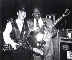 SRV with BB King