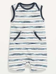 Saw this on Old Navy: Boho Baby Clothes, Striped One Piece, Short Legs, Shop Old Navy, Summer Baby, Simple Dresses, Blue Stripes, Rib Knit, Athletic Tank Tops
