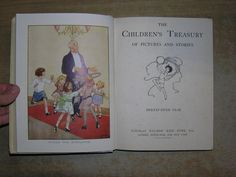 The Childrens Treasury Of Pictures & Stories Twenty Fifth Year: Thomas Nelson & Sons Ltd Hardcover - Neo Books