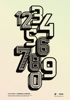 visualgraphc: The Woods Display Font - Andrew... | SerialThriller™