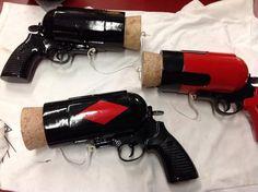 Harley Pop Gun by JDTProductions on Etsy