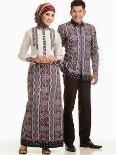 Model Busana Muslim Couple Formal