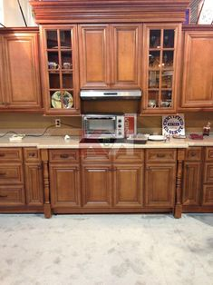 Chestnut Pillow Cabinets By Kitchen Cabinet Kings