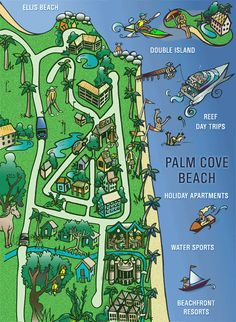 Palm Cove Info.com - Palm Cove Accommodation, Activities & Info