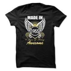 Made in 1955 - 60 years of being awesome - #tee spring #harry potter sweatshirt. FASTER => https://www.sunfrog.com/Birth-Years/Made-in-1955--60-years-of-being-awesome-76670180-Guys.html?68278