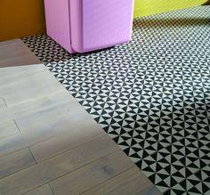 Carrelage carreau aspect ciment d grafito 20 20 saint maclou id es pour h - Carrelage saint maclou ...