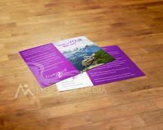 5x7 Postcards are a great way to showcase your #services  #moonlitmedia #truesquid #postcards #uv2 #yourbestlife