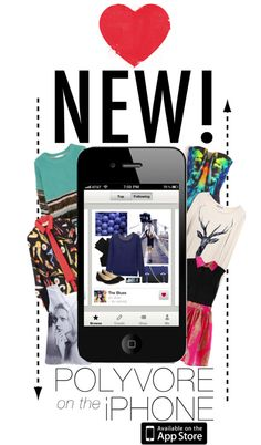 """""""App Ad Entry #1."""" by nkevanj ❤ liked on Polyvore"""