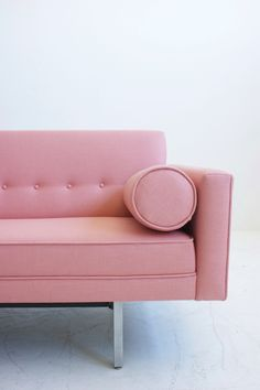 George Nelson sofa | From a unique collection of antique and modern sofas at http://www.1stdibs.com/furniture/seating/sofas/
