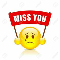 Miss you vector sign , emoji faces Smiley Emoji, Smiley Emoticon, Animated Smiley Faces, Funny Emoji Faces, Animated Emoticons, Funny Emoticons, Smileys, Miss You Funny, Missing You Quotes For Him