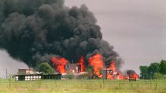 The Waco Siege. Branch Dravidian Compound, Elk TX (1993) After a 51 day standoff, the FBI employed pyrotechnics which set fire to the buildings resulting in the deaths of 76 men, women, and children.