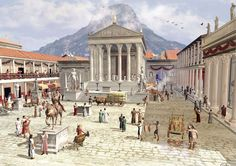 Pompeii AD 61 #pompeii #herculaneum #ruins #scavidipompei…