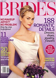 Free Subscription: Brides Magazine - http://www.ohyesitsfree.com/freebies/books/3270-free-subscription-brides-magazine