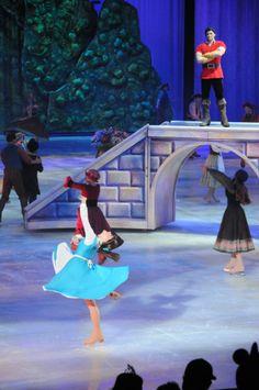 Disney On Ice - Belle - Rockin Ever After #Disney - I Am a Mommy Nerd