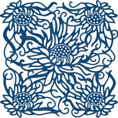 Tattered Lace Sunflower Tapestry Die (345947) | Create and Craft